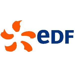 Télephone information entreprise  EDF
