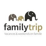 Appeler service clients Familytrip logo