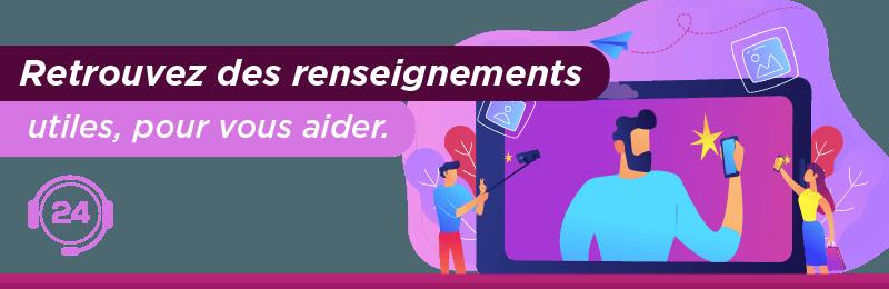 Appeler support technique Snapchat