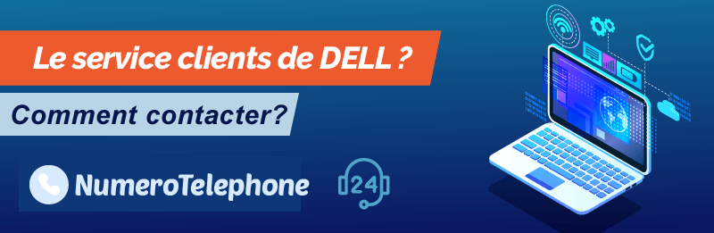 Contacter le service client Dell
