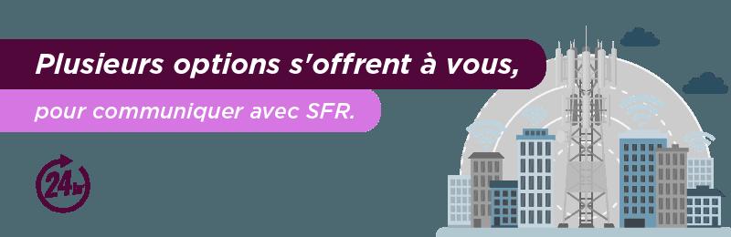 Téléphoner à SFR