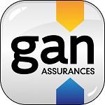 Télephone information entreprise  Gan