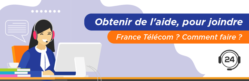 Joindre le service client France Télécom