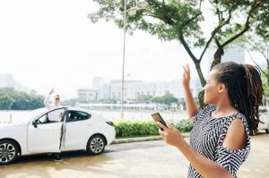 Prendre contact avec Uber