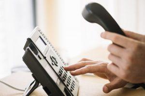 Contacter le service à la clientèle de votre choix par téléphone
