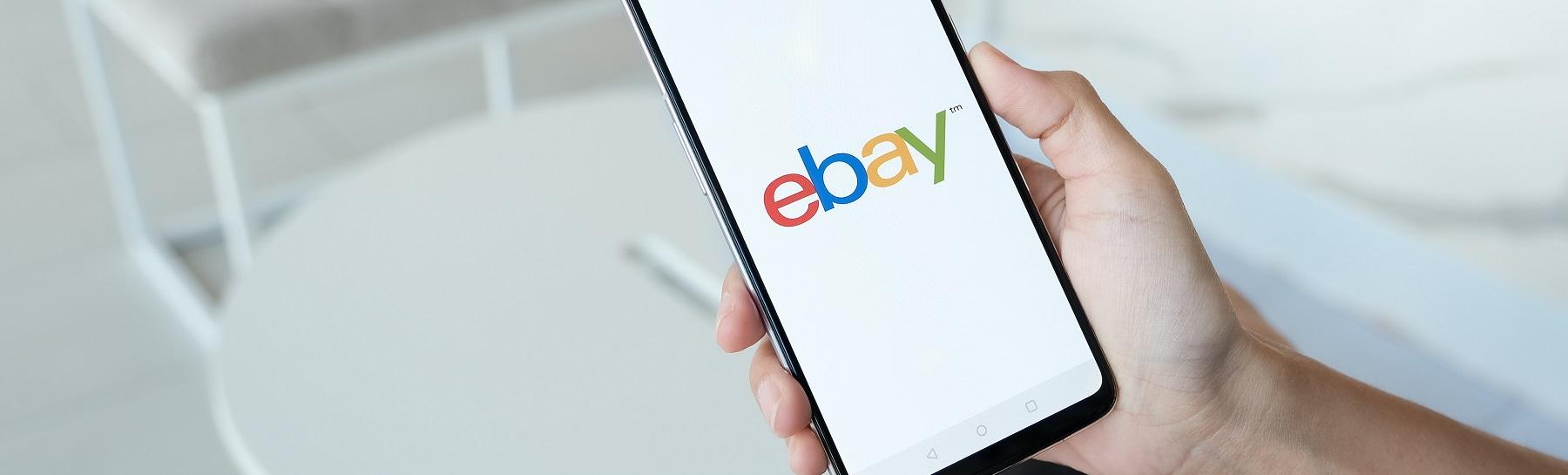 Bon d'achat eBay à partir de 10€ d'achat